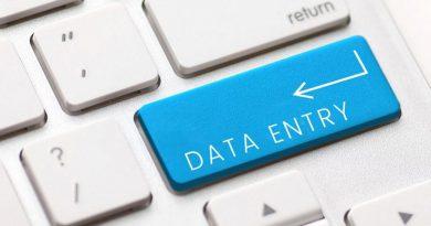 Data entry freelancing job work at home