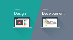 web design and development freelancing