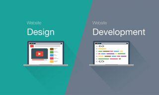 web design and development freelancing